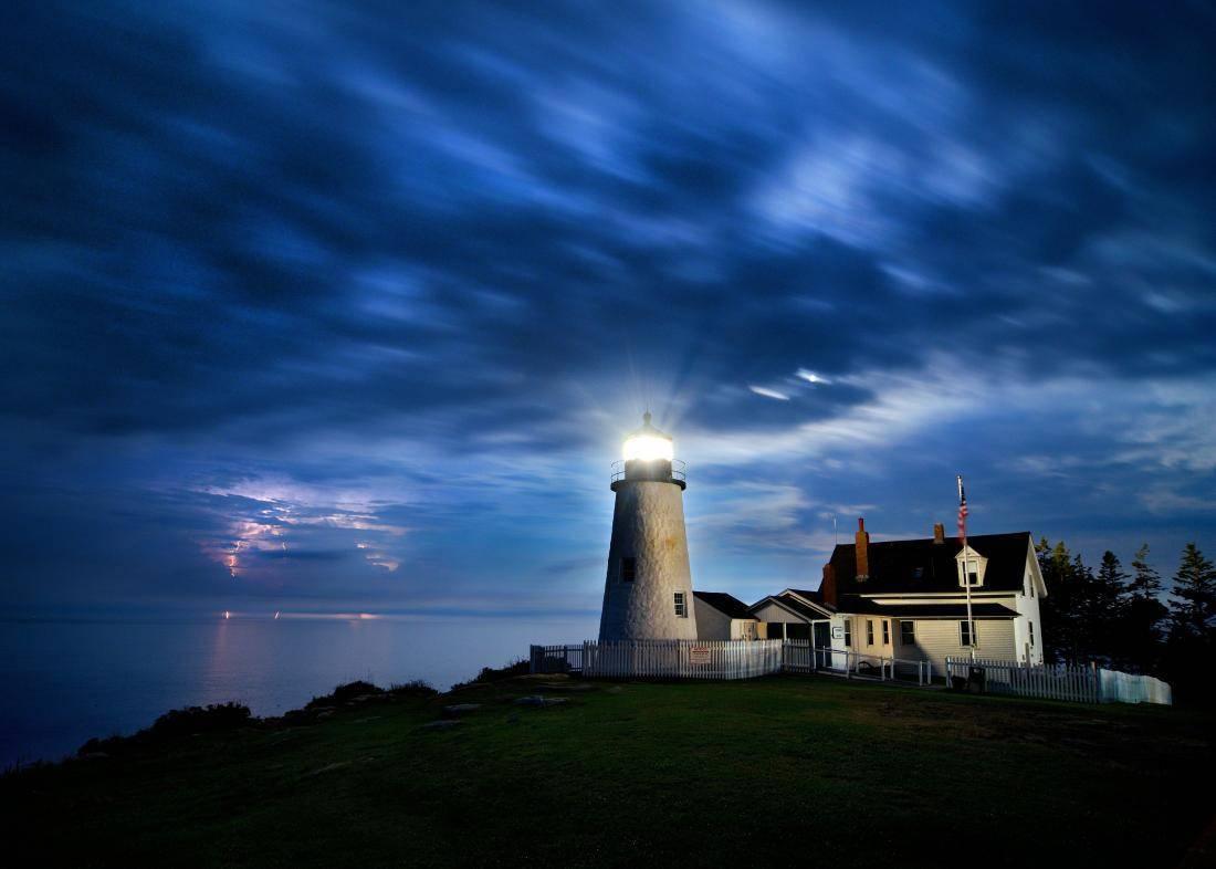 Maine Lighthouses 2016