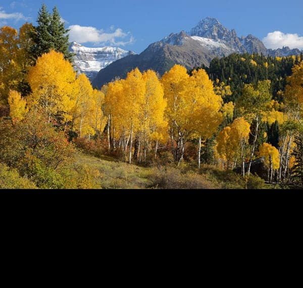Colorado Fall Foliage & Ghost Towns 2019