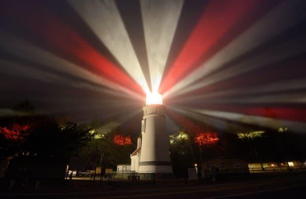 Oregon Lighthouses 2016