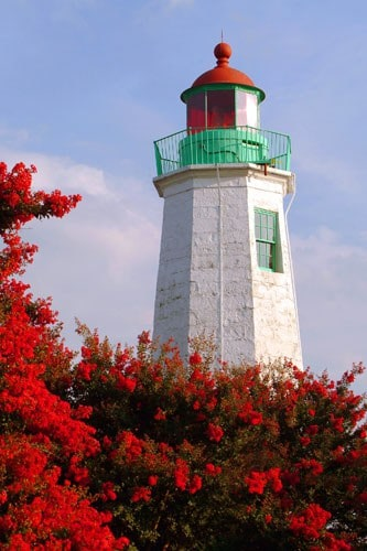 Lighthouses - Mid Atlantic