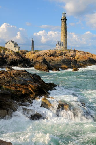 Lighthouses - New England