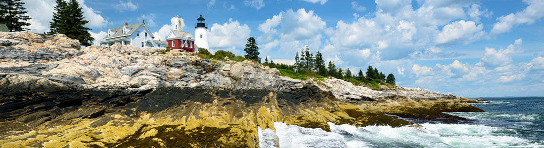 Maine Lighthouses (Sold Out)