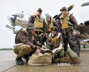B-17 Photo Shoot Review