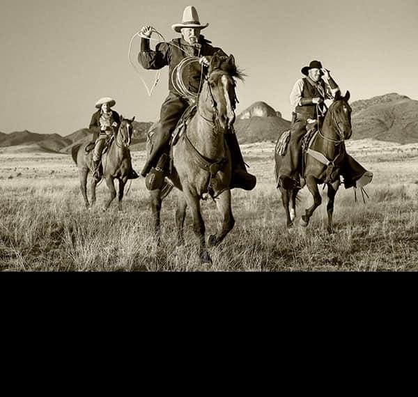Cowboys & Outlaws Photo Shoot