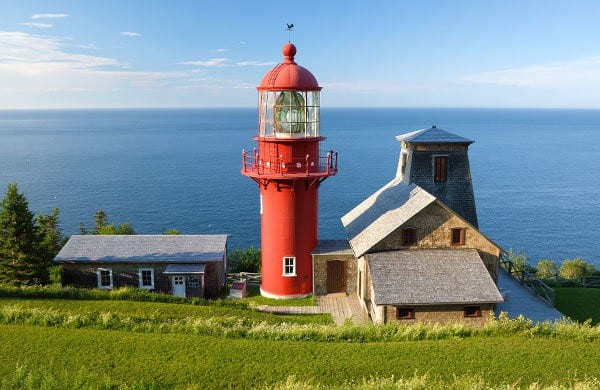 Quebec Lighthouses