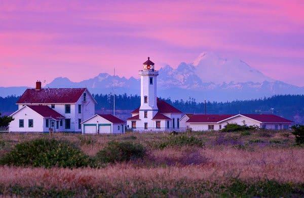 Washington State Lighthouses