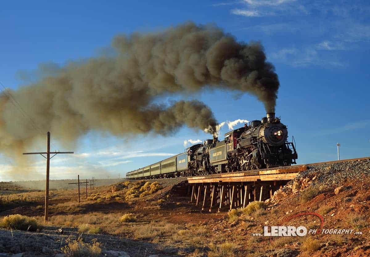 Grand Canyon Railway 2017 Recap