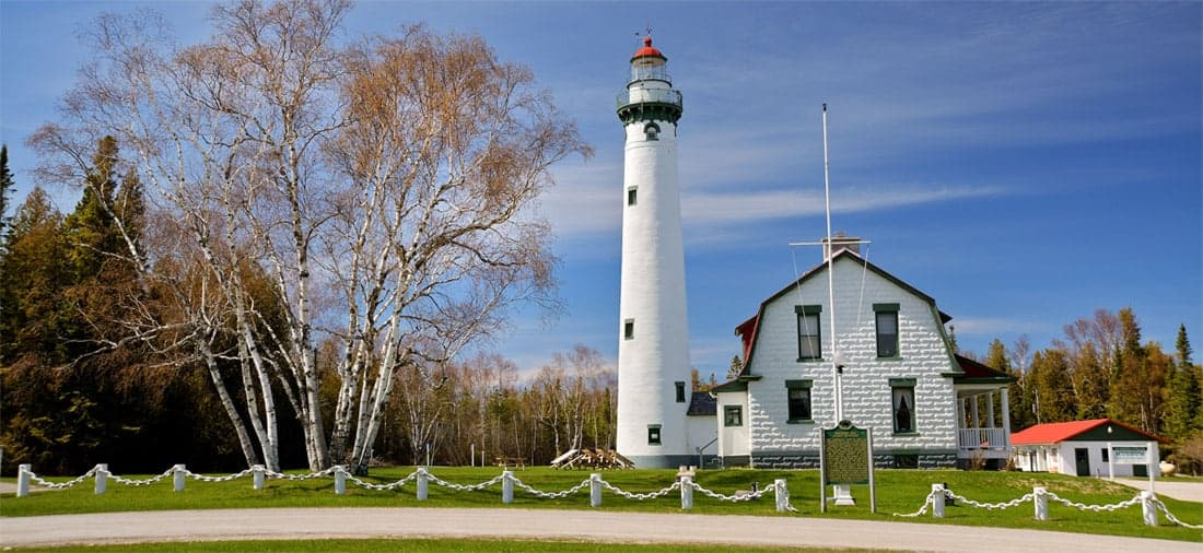 Northern Michigan Lighthouses (Sold Out)