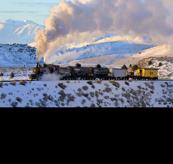 Virginia & Truckee Railroad (Sold Out)