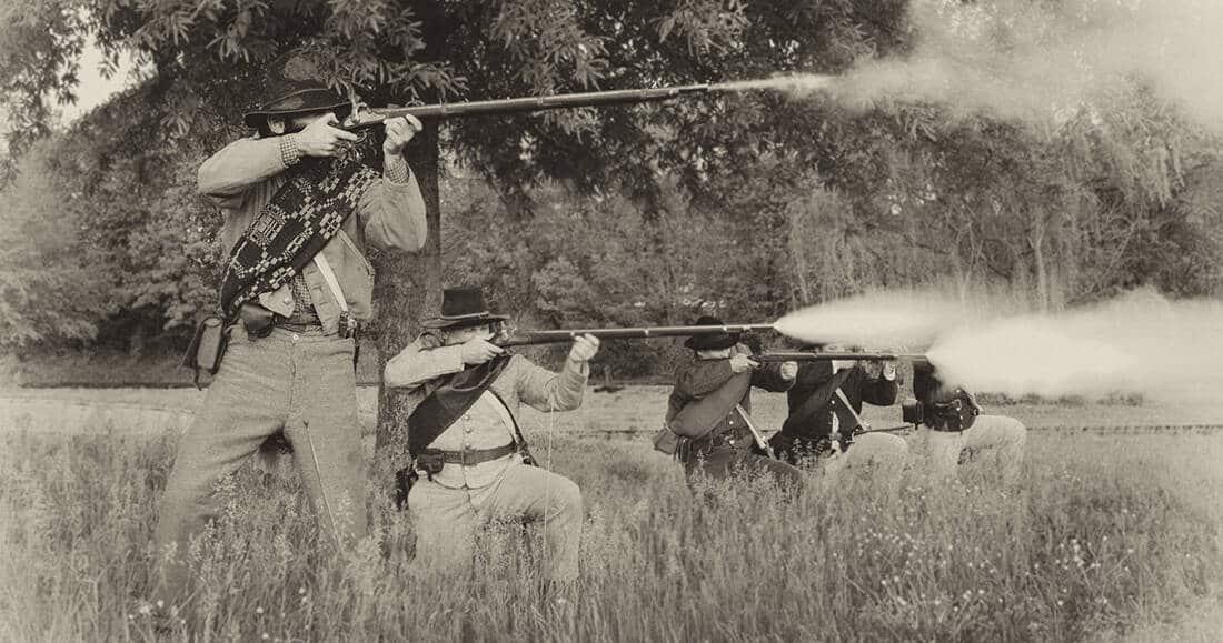 American Civil War Photo Shoot 2019