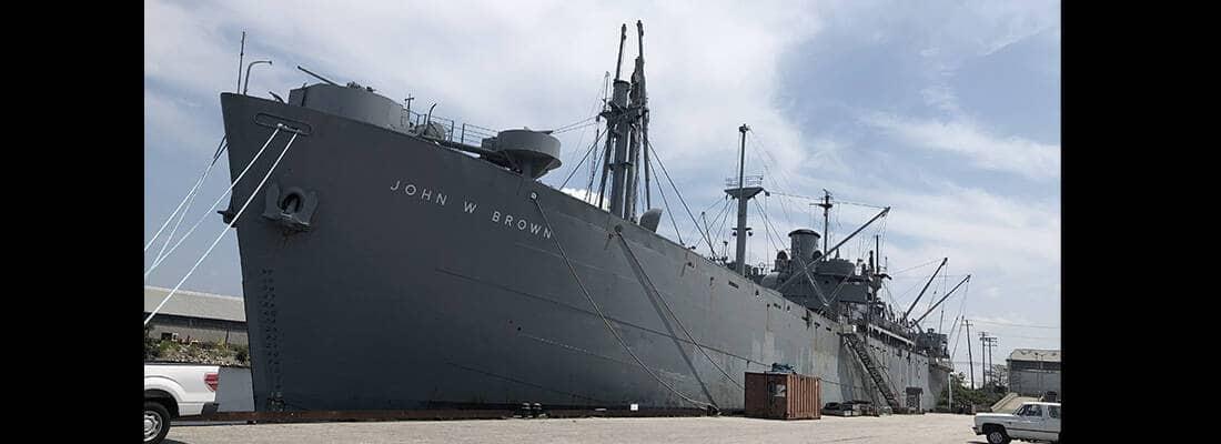 Liberty Ship John W Brown