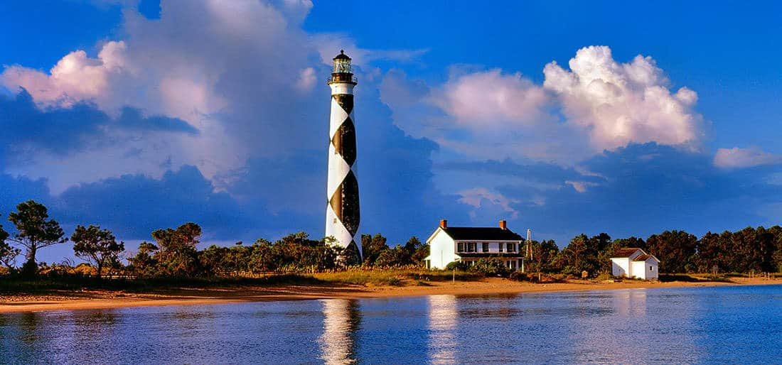 Outer Banks Lighthouses 2020