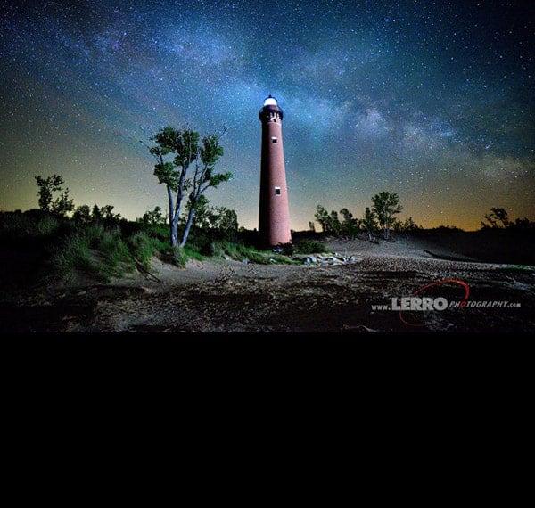 Michigan Lighthouse Photo Workshop