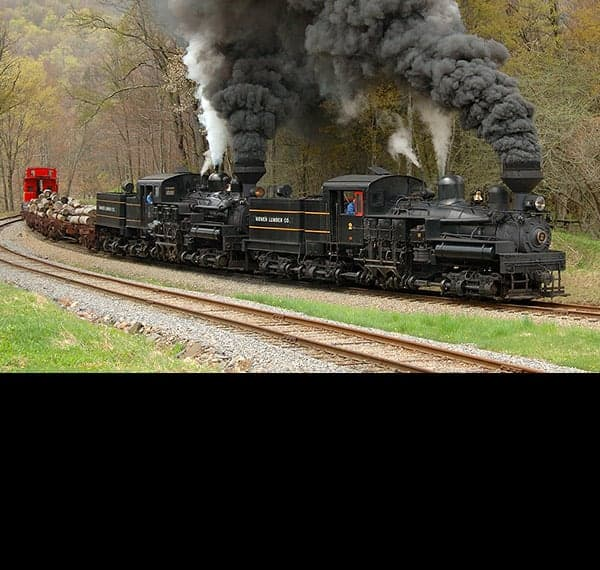 West Virginia Railroad Photo Charters