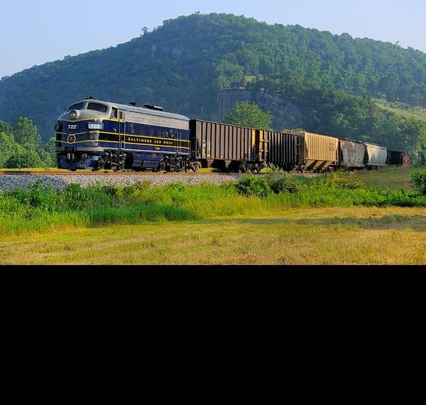 Potomac Eagle Railroad