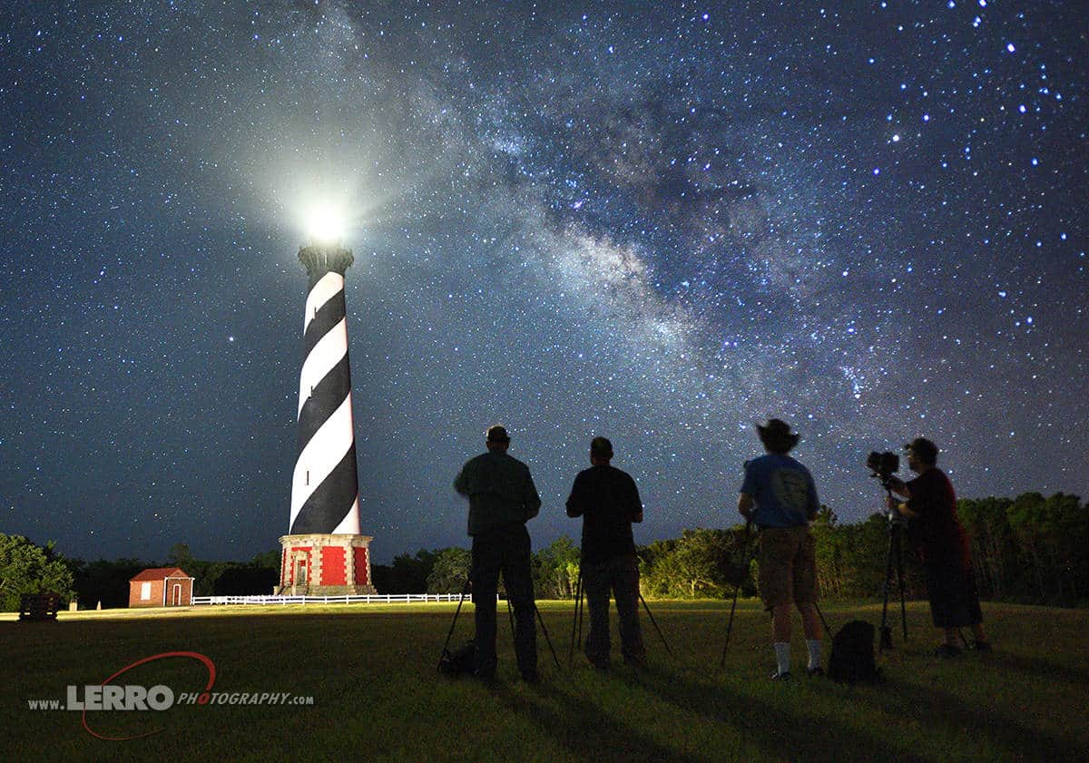 North Carolina Lighthouse Photo Workshop 2020 Review