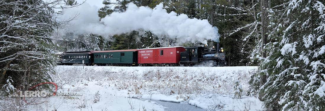 Wiscasset Railway 2021