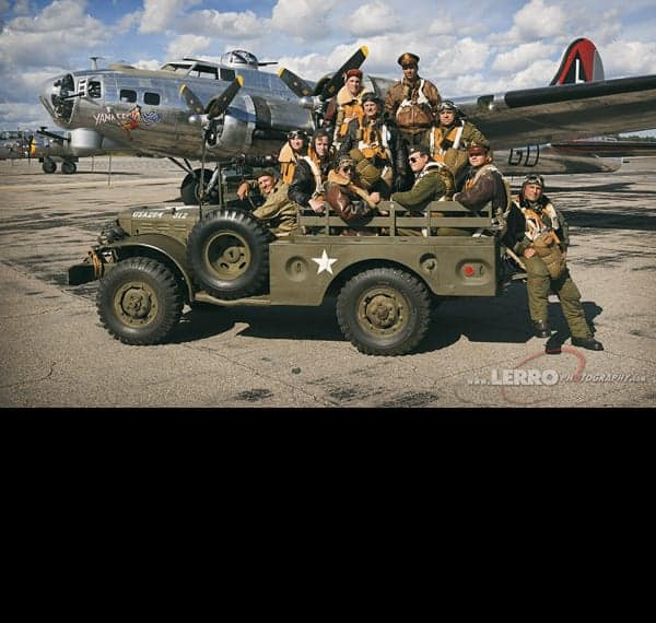WWII Aircraft Photo Shoot – PA