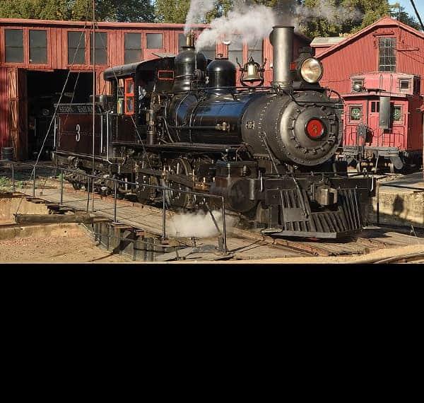 California Steam 2022