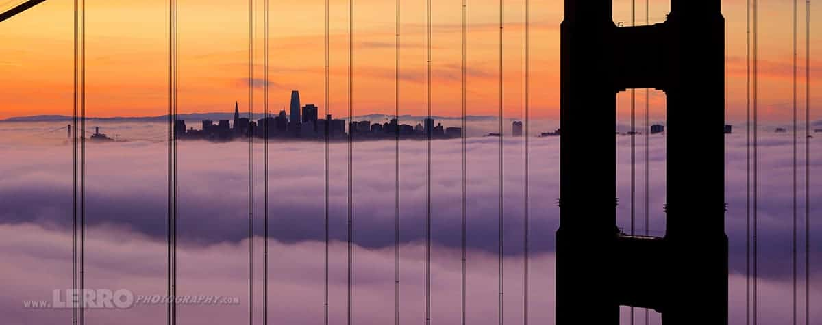 Golden Gate and San Francisco 2022