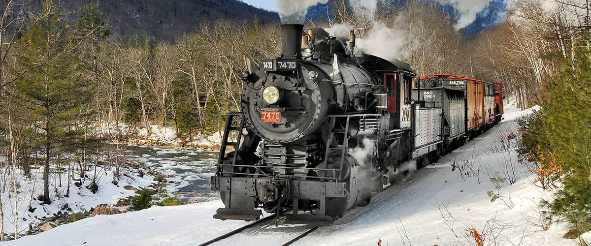 Conway Scenic Railroad 2022